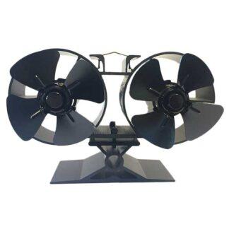 lage kachelventilator met dubbele ventilator