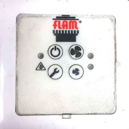 Regelaar van flam inzethaard ventilatoren