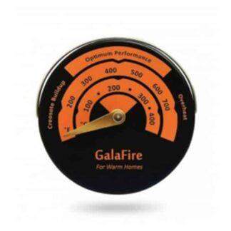 Thermometer voor de houtkachel