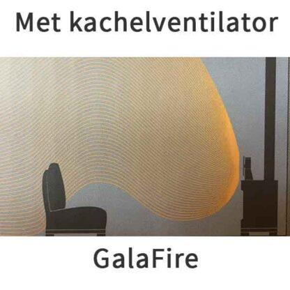 effect van een kachelventilator
