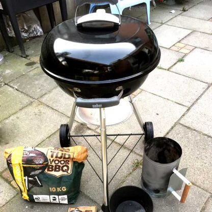 tweedehands Weber kettle 47