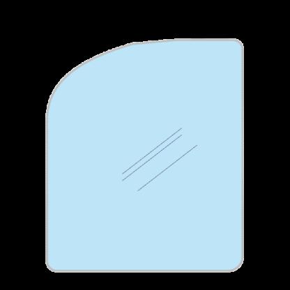 Vermont Castings Intrepid -Resolute kachelruit 1401152