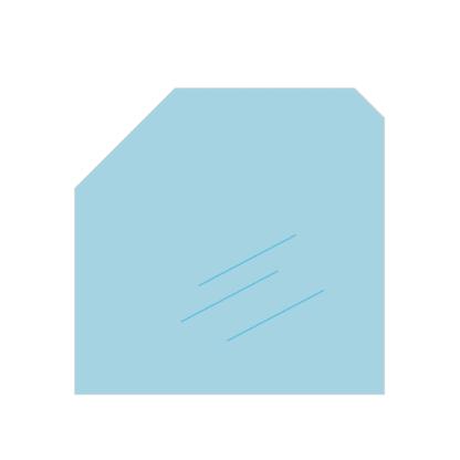 Kachelruit voor Morso 1124 om het originele raam te vervangen